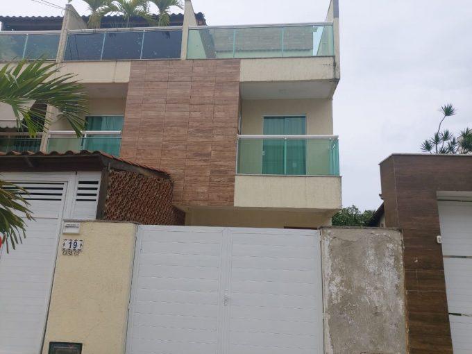 CASA TRIPLEX COM 122M² NO RECREIO DOS BANDEIRANTES 1