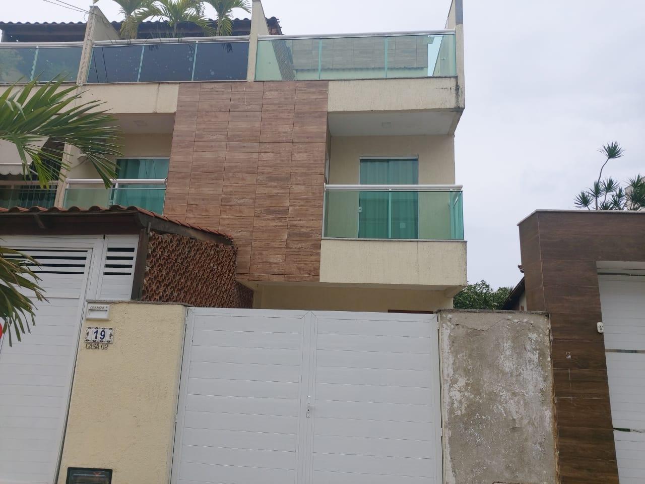 CASA TRIPLEX COM 122M² NO RECREIO DOS BANDEIRANTES