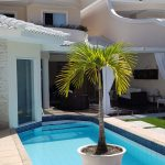 Casa na Barra no Condominio Rio Mar Classic, 700m², 5 suíttes, segurança 24hs e lazer 4