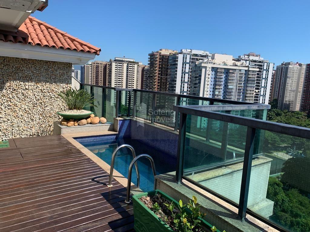 Condomínio Oceanfront Resort Localizado na Barra da Tijuca